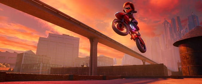 Incredibles 2 interview
