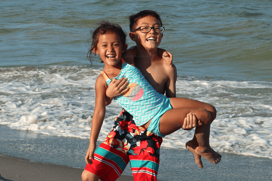 Kid sunscreen tips