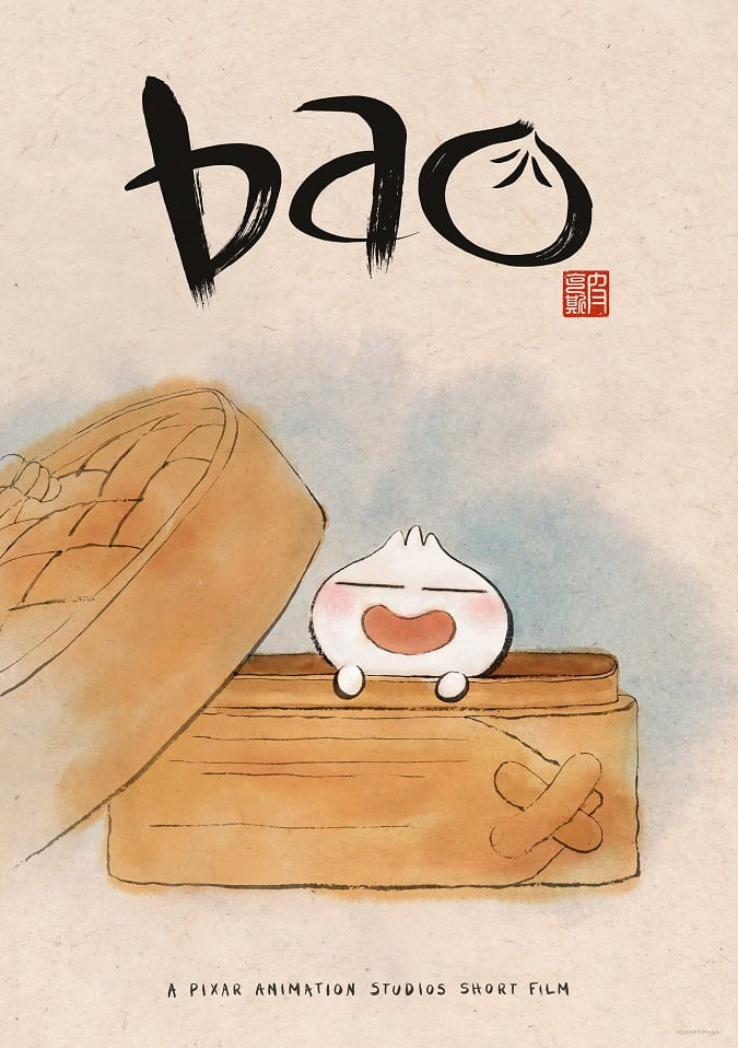 Pixar bao behind the scenes