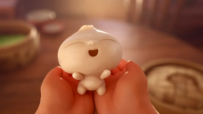 Pixar short film bao interview