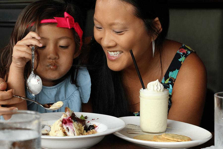 Mayfield creamery desserts