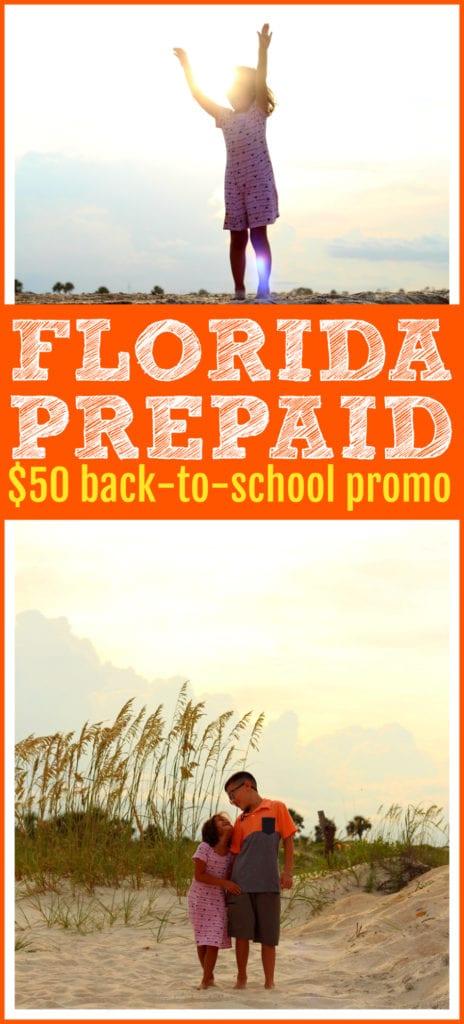 2018 Florida prepaid fall promo