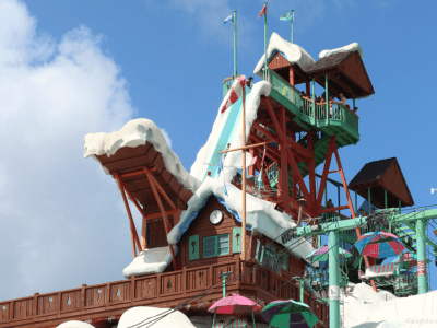 Blizzard beach ride tips