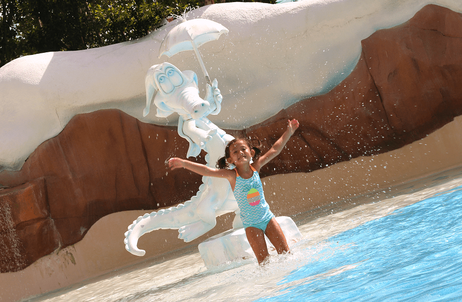 Blizzard beach toddler tips