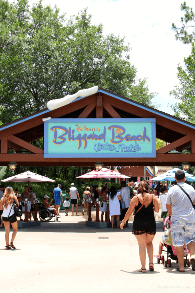 First time blizzard beach tips