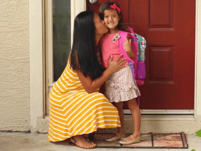 Grieving kindergarten