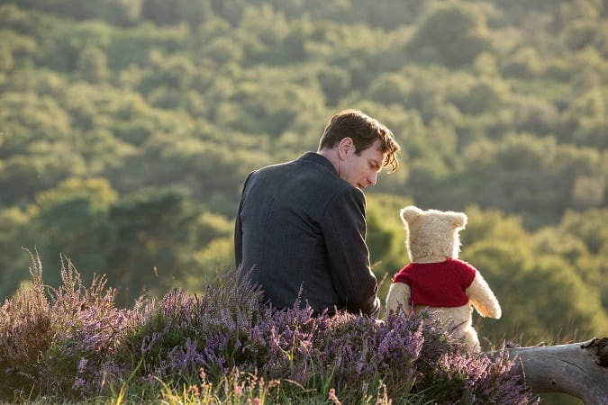 Is Christopher Robin movie safe for kids