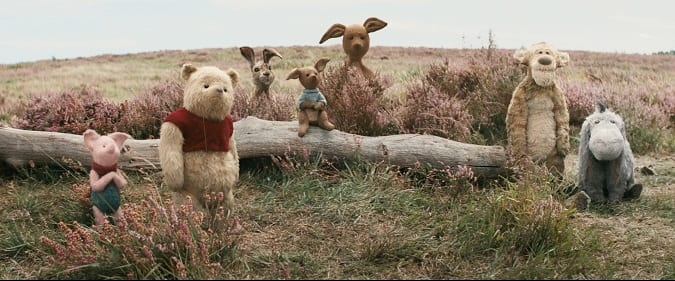 Is Christopher Robin movie ok for kids