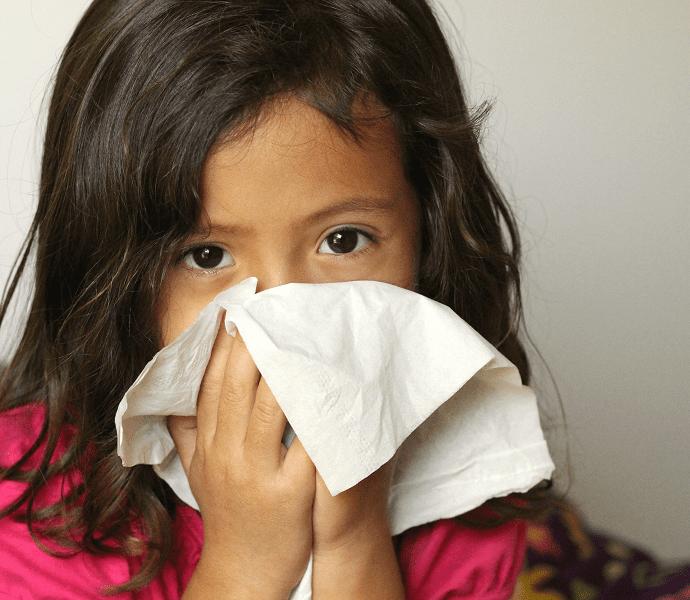 Cold vs allergy