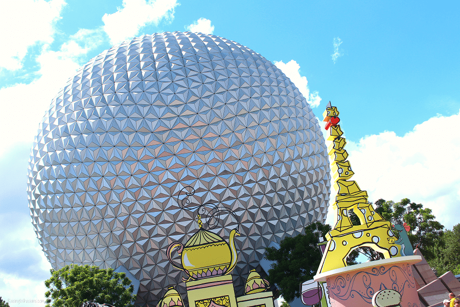 Epcot food and wine festival things to do for kids