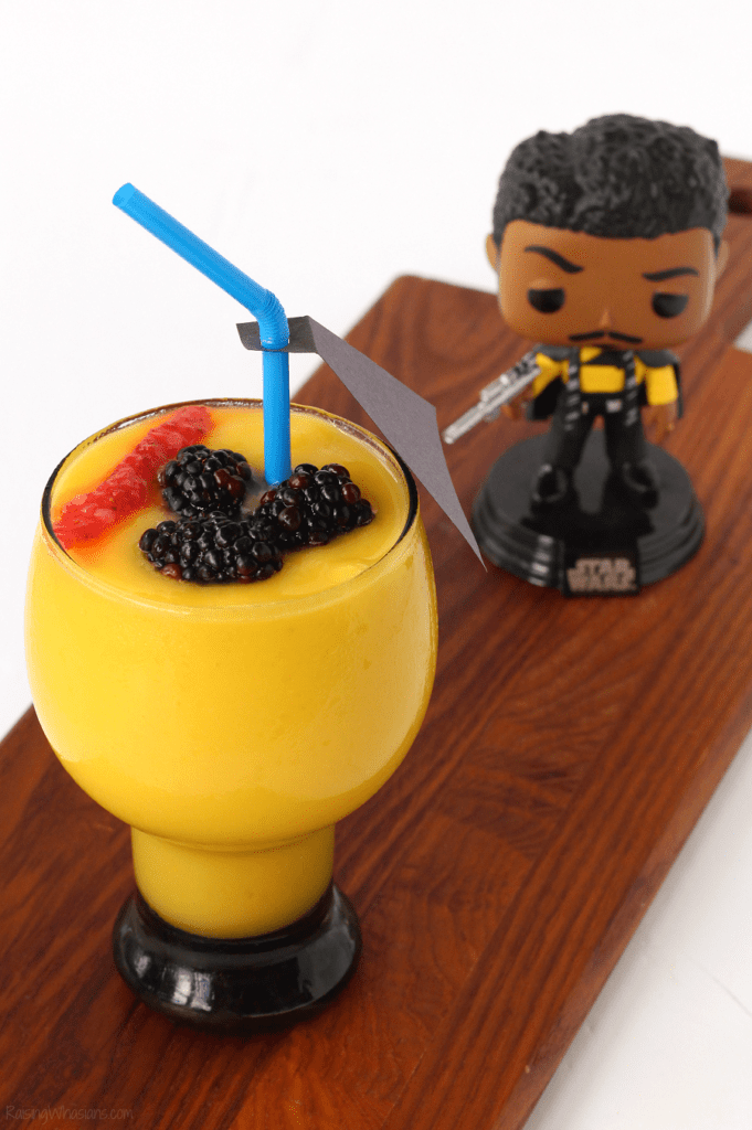 Lando Calrissian smoothie