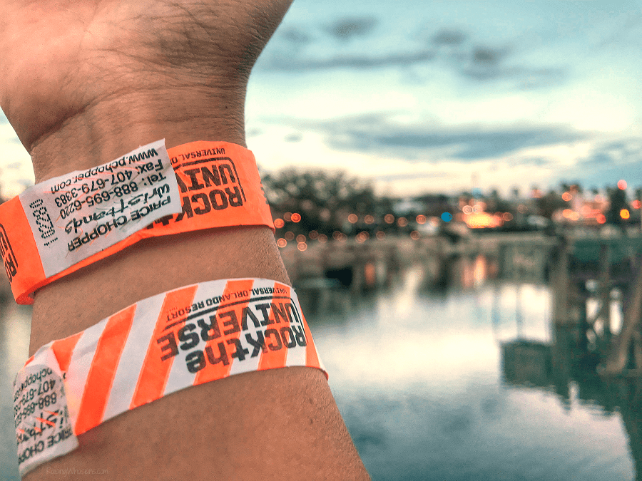 Rock the universe express pass tips