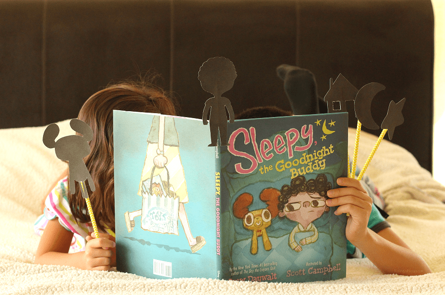 Sleepy the goodnight buddy children's book review