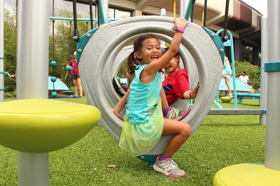 Wreck-It Ralph playground