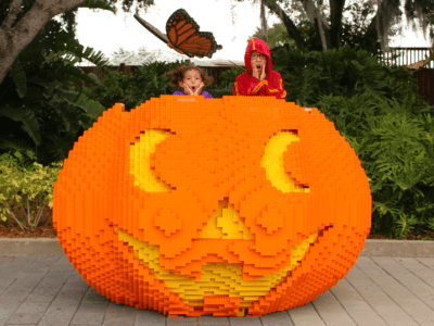 Best Legoland Florida brick or treat tips