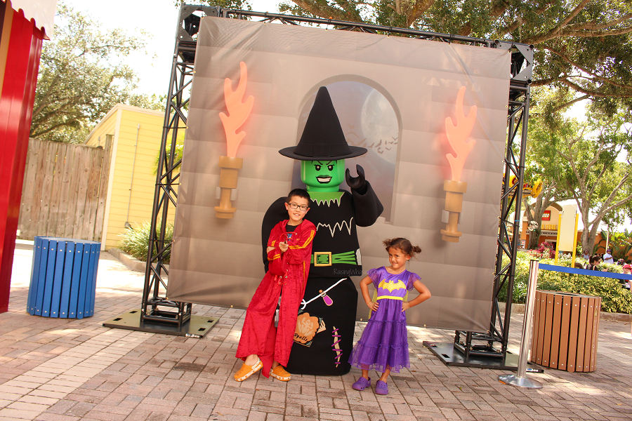 Brick or treat character meet and greets