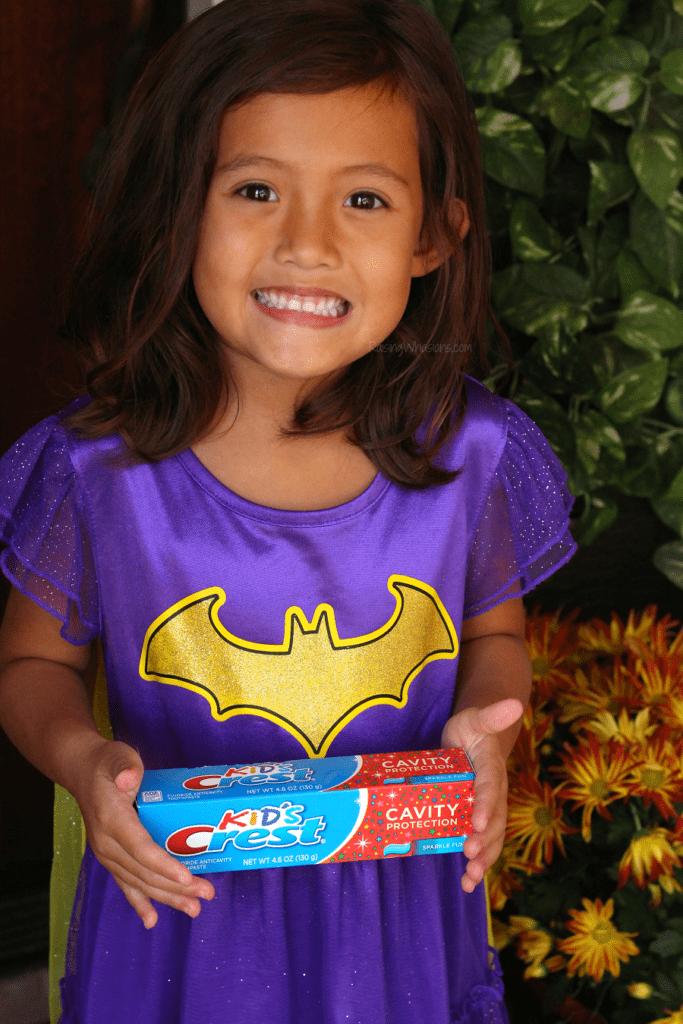Halloween teeth brushing tips