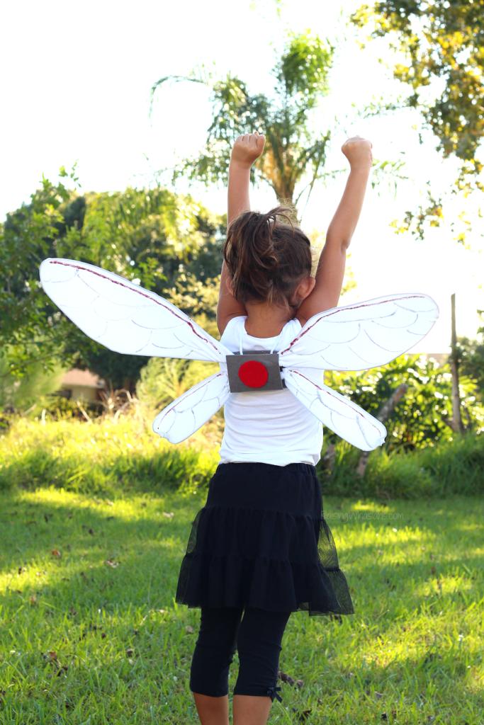 Marvel wasp craft idea