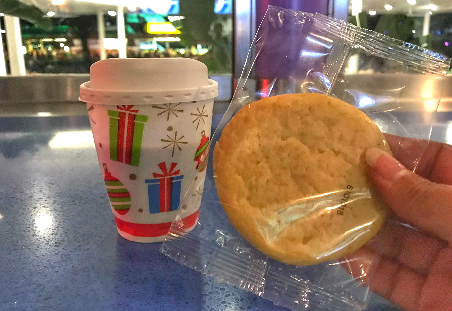 2018 Mickey's very merry Christmas party treats list