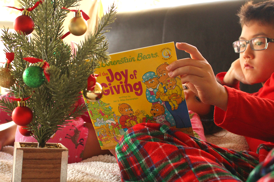 Berenstain bears Christmas book