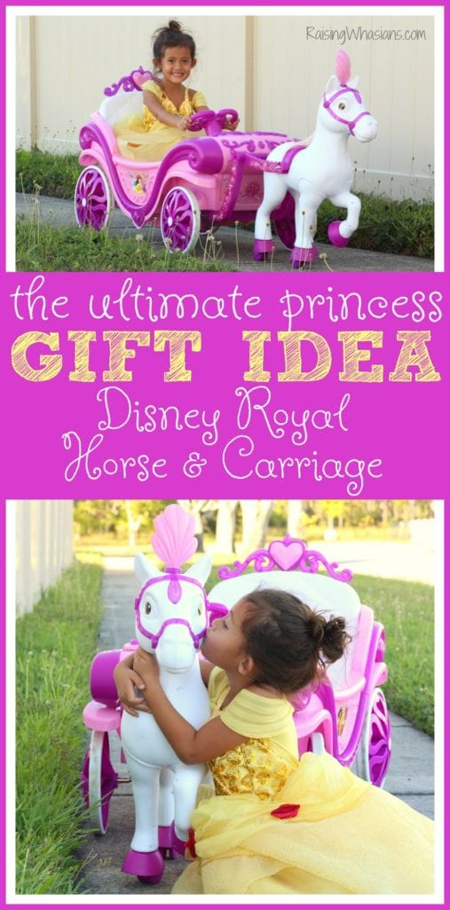 Disney royal horse and carriage review