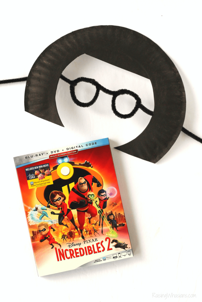 Easy Incredibles craft