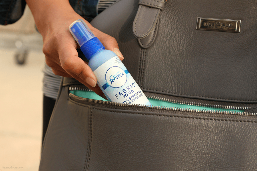 Febreze fabric to go hacks