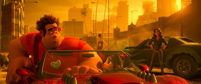 Is Ralph breaks the internet ok for kids