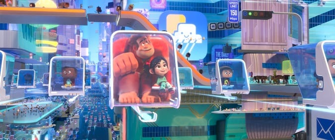 Is Ralph breaks the internet safe for kids