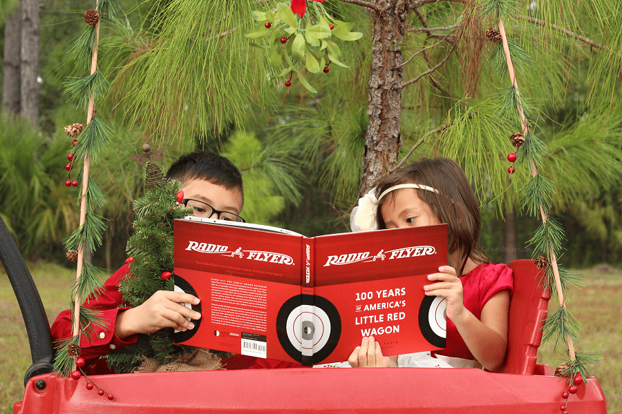 Radio flyer 100 years of the little red wagon book review