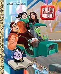 Ralph breaks the internet best books