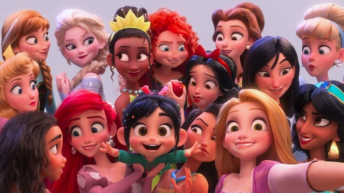 Ralph breaks the internet ok for kids