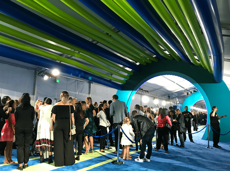 Ralph breaks the internet red carpet photos