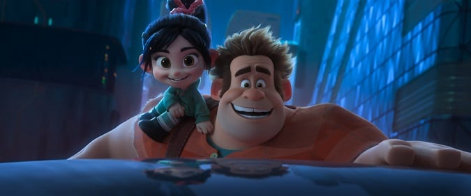 Ralph breaks the internet safe for kids