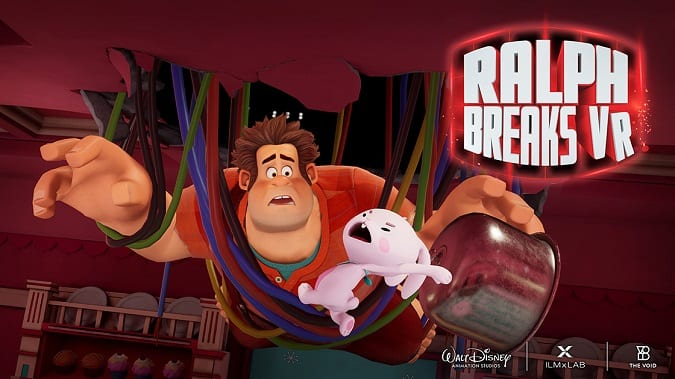 Ralph breaks vr tips