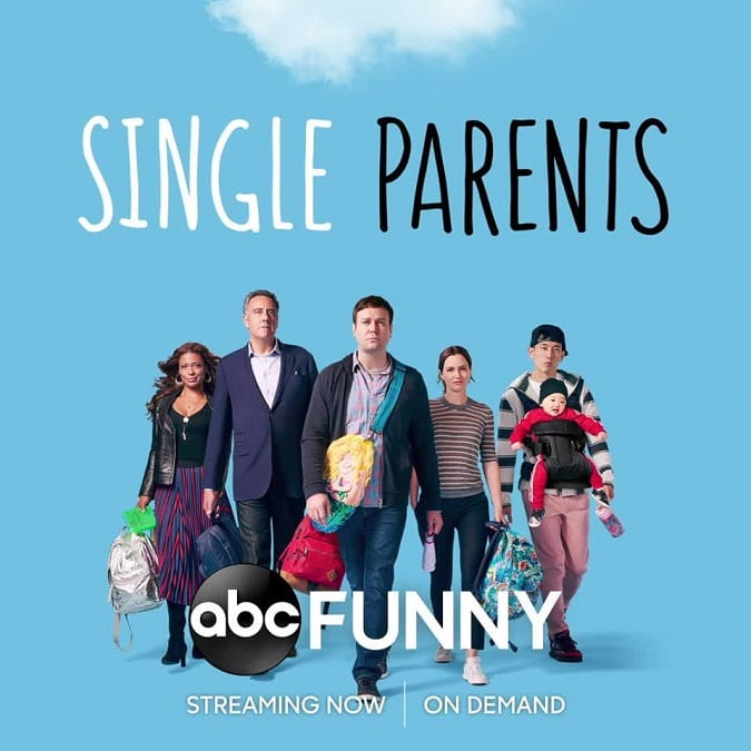Single parents tv show
