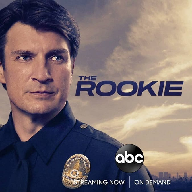 The rookie tv show