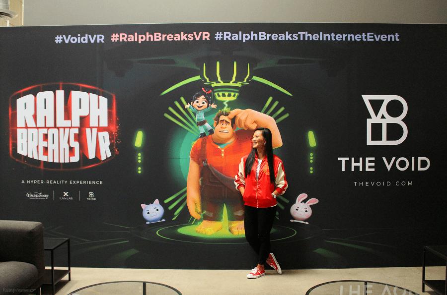 What is Ralph breaks VR