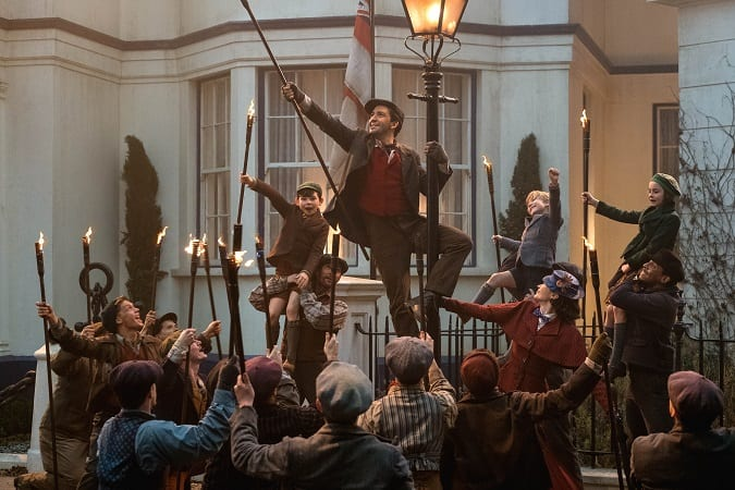 Is Mary Poppins returns safe for kids