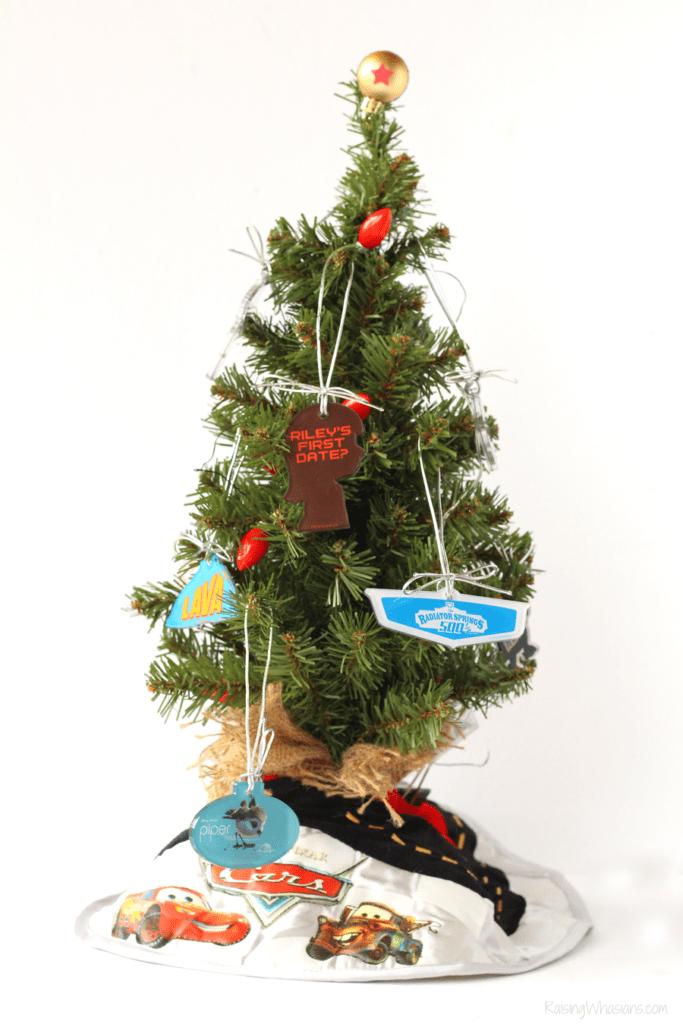 Pixar Christmas tree