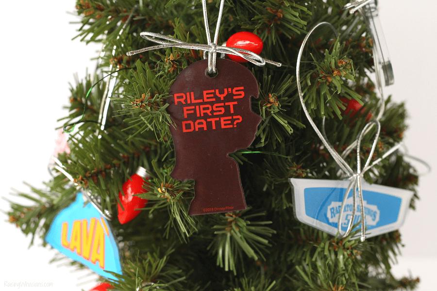 Pixar Christmas tree ideas