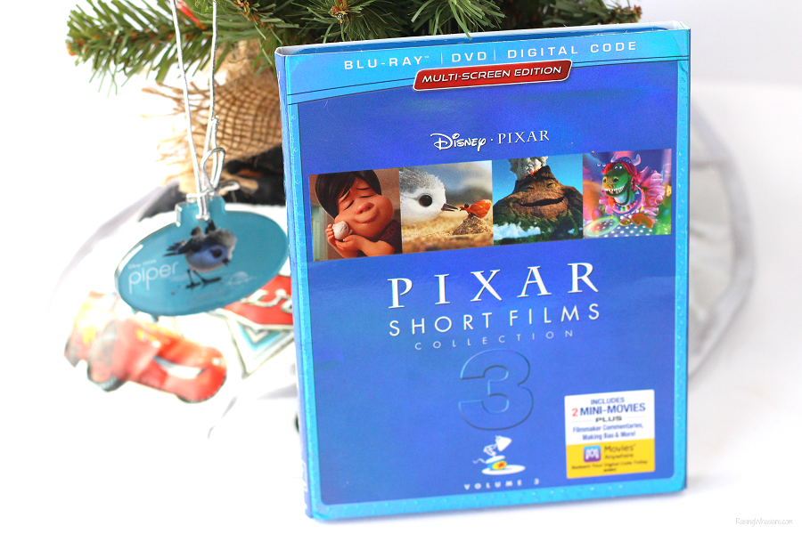 Pixar short films collection 3 bonus features