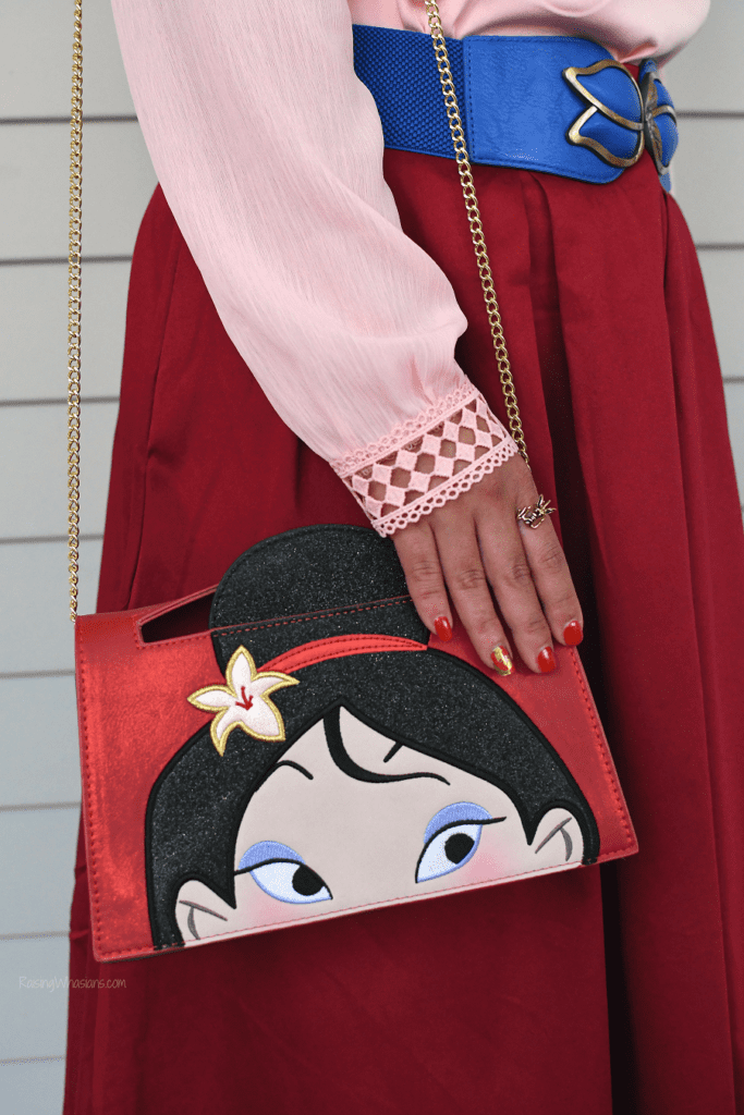 Best Mulan Disneybounding accessories