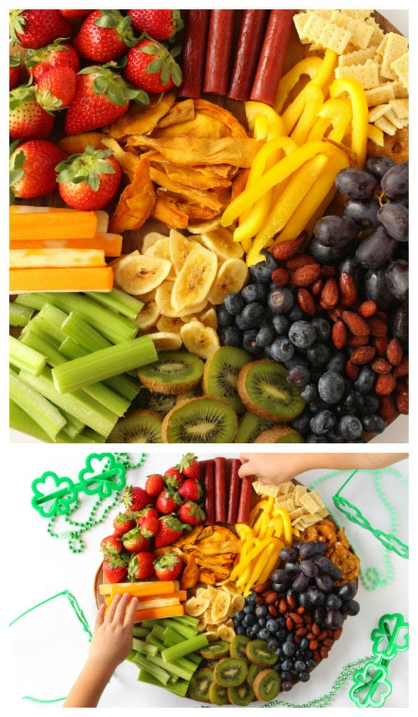 Kids cheese board ideas
