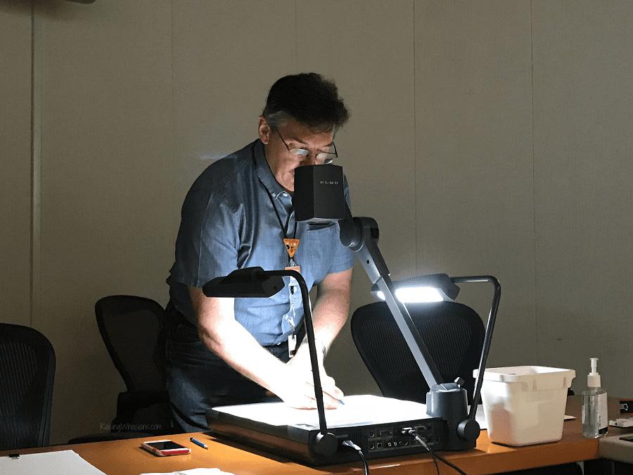Mark Henn animation class