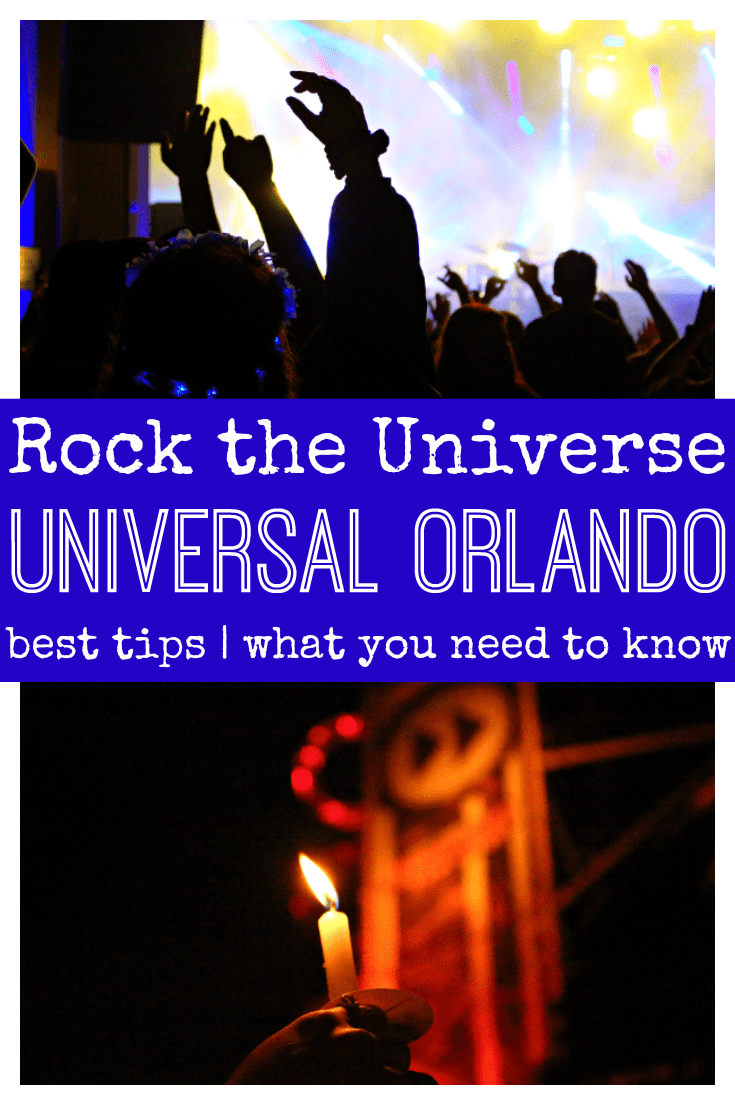 Rock the universe what you need to know