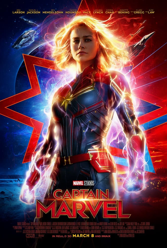 Captain marvel movie review safe for kids