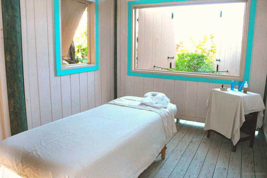 Disney cruise cabana massage review