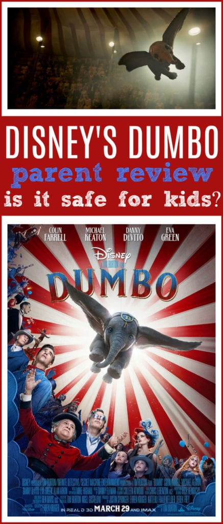 Dumbo movie review