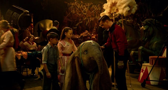 Dumbo movie review for kids